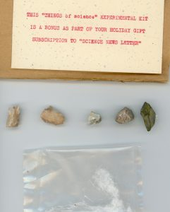 Space-Age Minerals