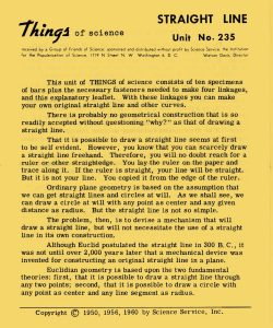 Things of Science 235.1